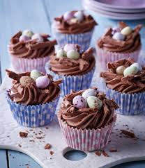 Easter Nest Cupcakes   We Are Tate and Lyle Sugars